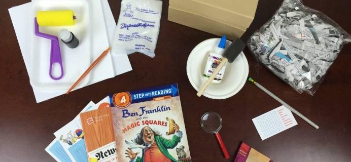 Surprise Ride Subscription Box Review + Coupon Code – August 2015