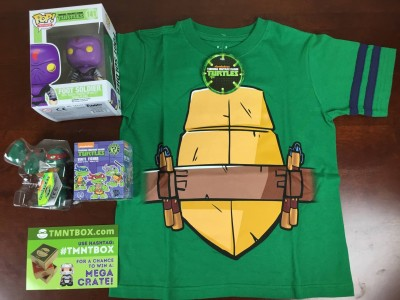 TMNT Fan Subscription Box Black Friday Coupon: 50% Off!