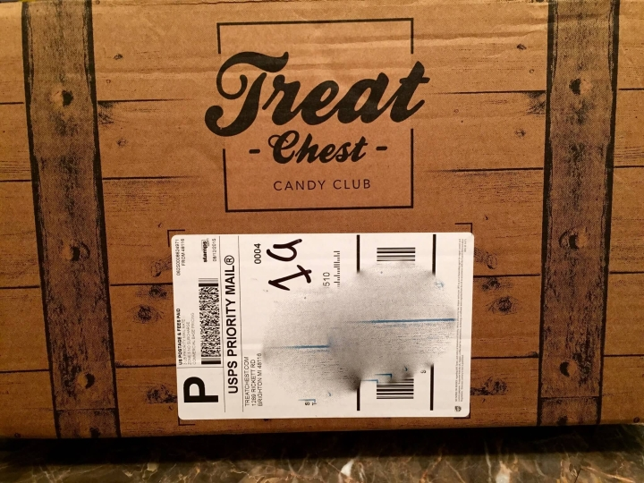 treat chest box