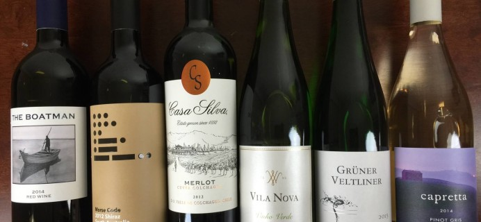 Wine Awesomeness Review &  Coupon – August 2015