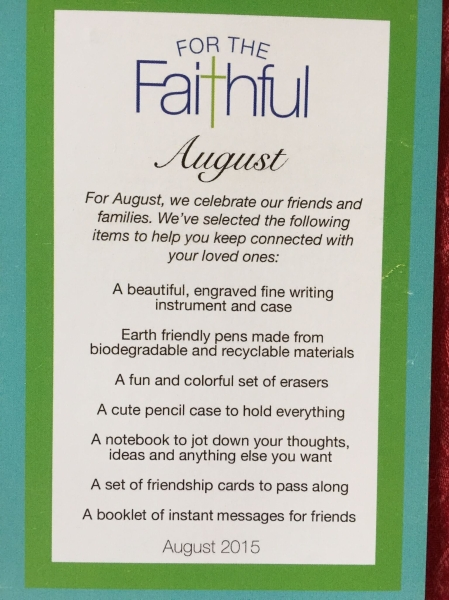 for the faithful august 2015 IMG_0188
