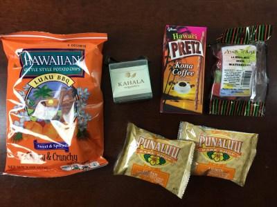 Hawaii Snack Box Subscription Box Review & Coupon – September 2015