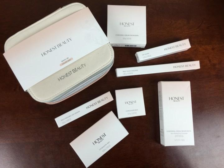 honest beauty bundle review