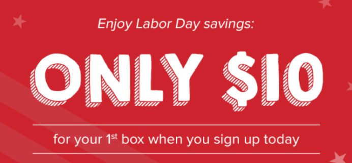 First Citrus Lane Box $10 – Extended Through Tuesday!