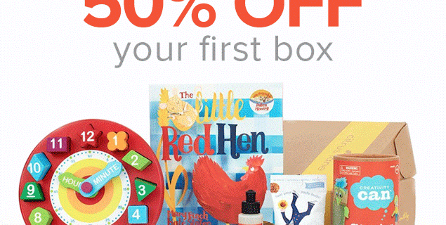 First Citrus Lane Box 50% Off – Today Only!