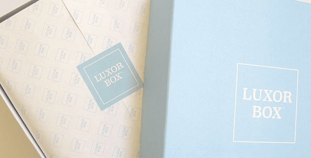 Luxor Box: Closeout Mystery Box + Spoiler