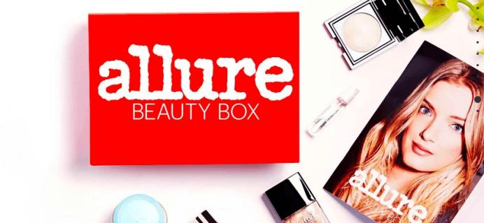 Allure Beauty Box December 2015 Full Spoilers