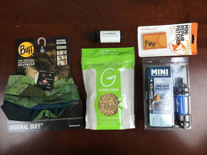 isle box august 2015 review