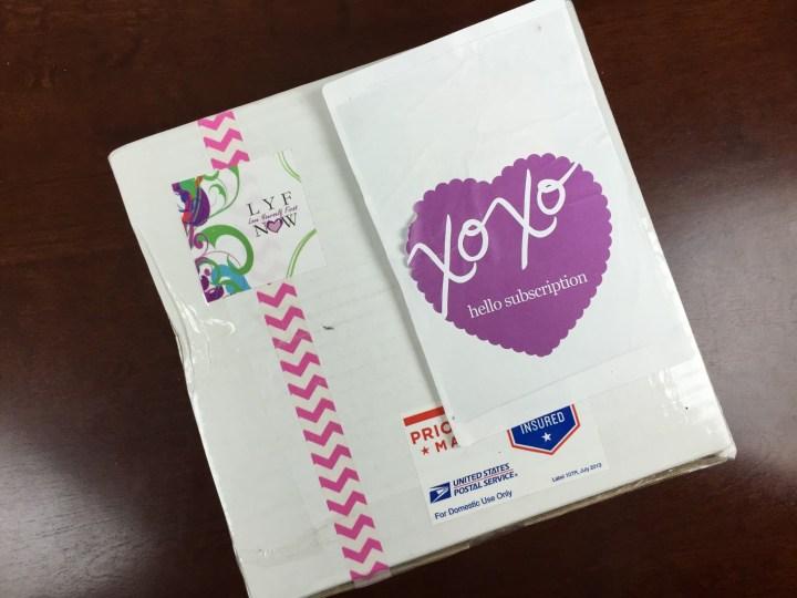 lyfnow august 2015 box