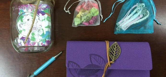 LYFnow Love Yourself First Now Teen Subscription Box Review & Coupon – August 2015