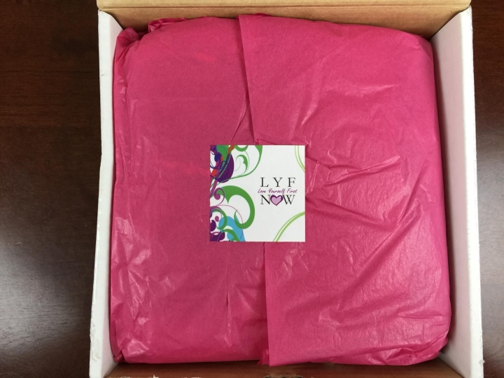 lyfnow august 2015 unboxing