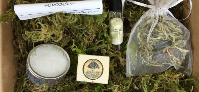 MoonBox by Gaia Collective Subscription Box Review – August 2015