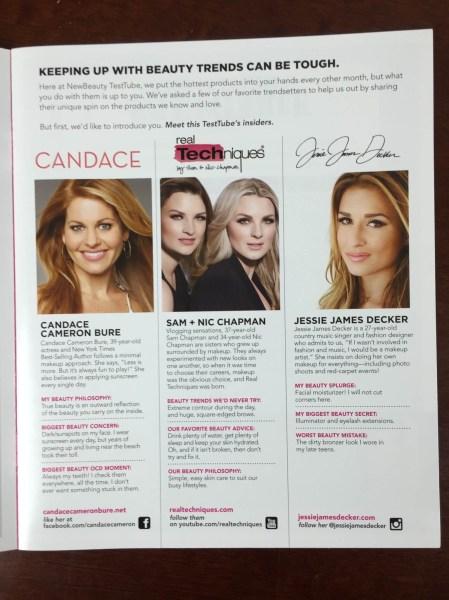new beauty test tube september 2015 curators