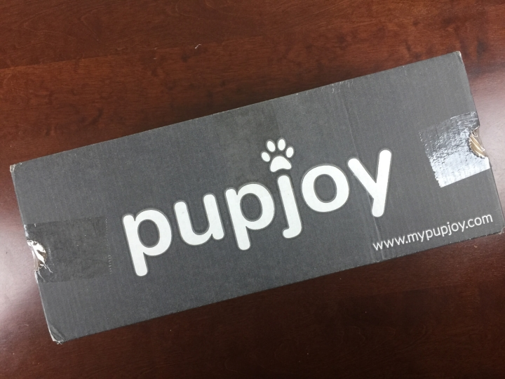 pupjoy august 2015 box