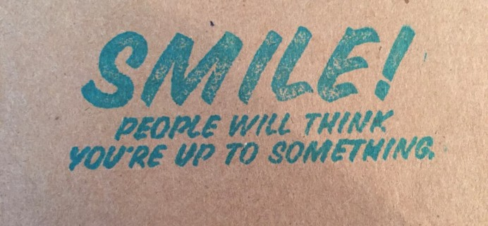 Smile Designed Subscription Box Review & Coupon – September 2015