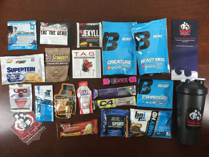 super gains pack august 2015 review