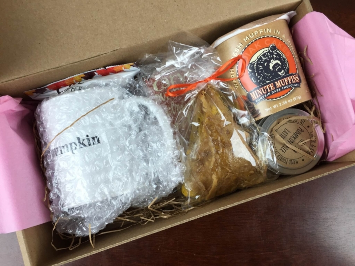 the pumpkin batch september 2015 unboxing