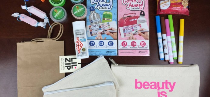 Avery & Austin Subscription Box Review & Half-Off Coupon