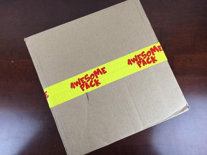awesome pack september 2015 box