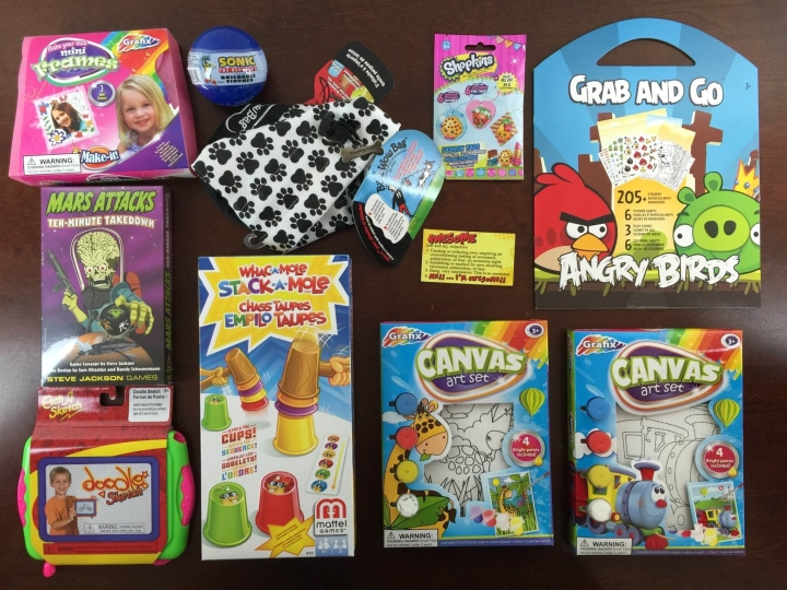 awesome pack september 2015 review