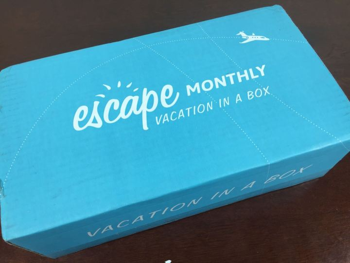escape monthly october 2015 box