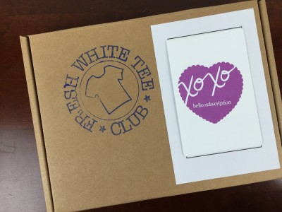 Undershirt Subscription Subscription Box Review & Coupon