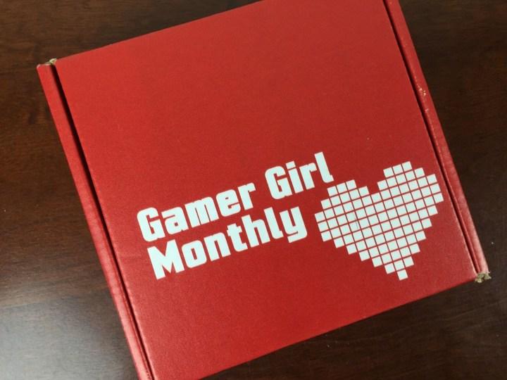 gamer girl monthly october 2015 box