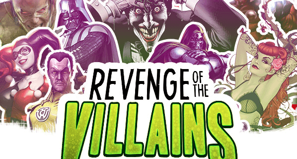 Hero Box Revenge of the Villains Limited Edition Mystery Box!
