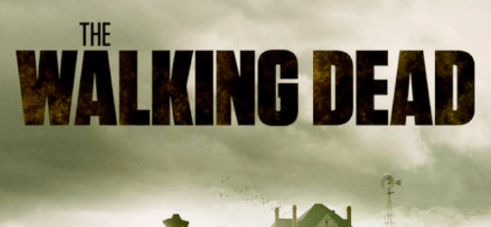 Fanmail Favorites – Walking Dead Limited Edition Holiday Box Now Available!