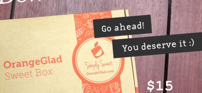 OrangeGlad November 2015 Spoilers + 30% Off Coupon Code!