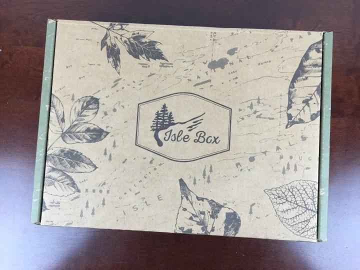 isle box october 2015 box