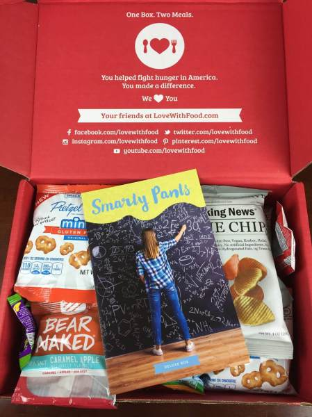 love with food september 2015 unboxing