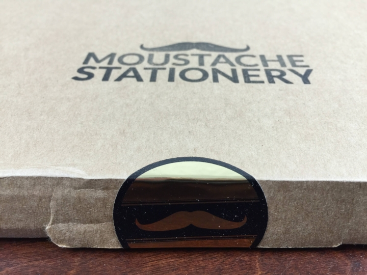 moustache stationery august 2015 IMG_9438