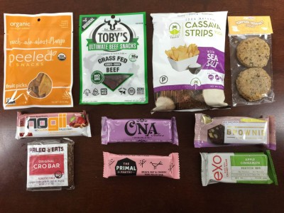 Paleo Life Box October 2015 Review + Coupon