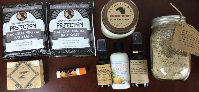 Prospurly Subscription Box Review + Coupon – October 2015