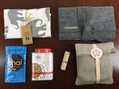 Pumeli Art of Relaxation Subscription Box Review – October 2015