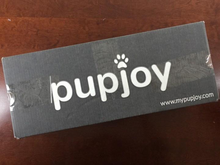pupjoy september 2015 box