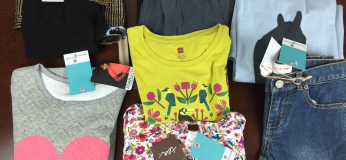 Sprouting Threads Review + Coupon – Girls