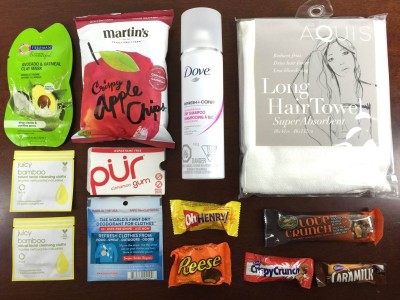 Student Velocity Canadian College Subscription Box Review – October 2015