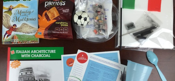 Surprise Ride Subscription Box Review + Coupon Code – October 2015