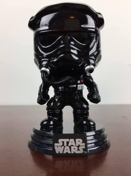 Star Wars Smugglers Bounty November 2015 funko tie fighter