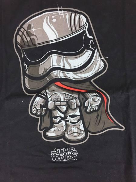 Star Wars Smugglers Bounty November 2015 shirt close