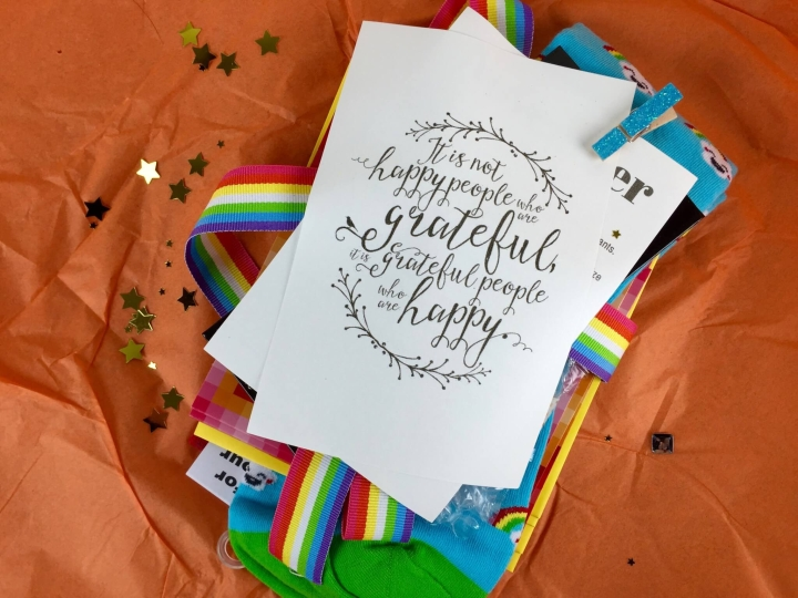 Style Your Life Sprinkles November 2015 review
