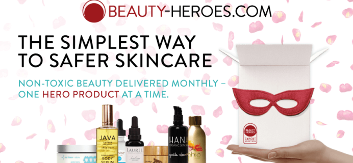 Beauty Heroes Cyber Monday Gift Offer: Save 10% 3+Month Gifts + Every Gift=1 Month FREE for You!