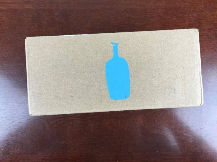 blue bottle coffee november 2015 box