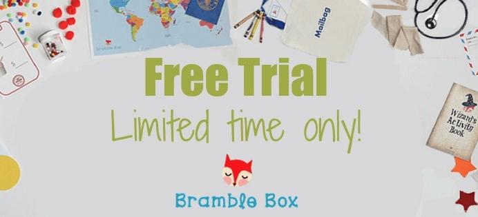 FREE Bramble Box Ice Cream Shop Box Cyber Monday Deal!