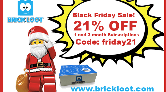 Brick Loot Black Friday Deal – 21% Off!