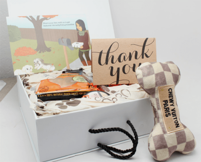 Dog & Mom Subscription Box Black Friday Deal – 30% Off First Box Cruelty Free For You & Me!