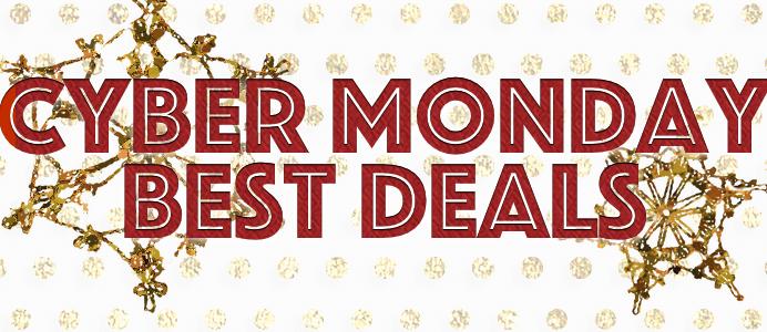 Best Cyber Monday 2015 Deals List!