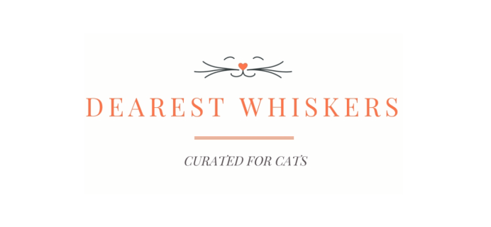 Dearest Whiskers Cat Subscription Box Cyber Monday Deal: 20% off first box!